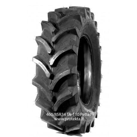 Tyre 460/85R34 (18.4R34) TA110 Petlas 147A8/144B TL