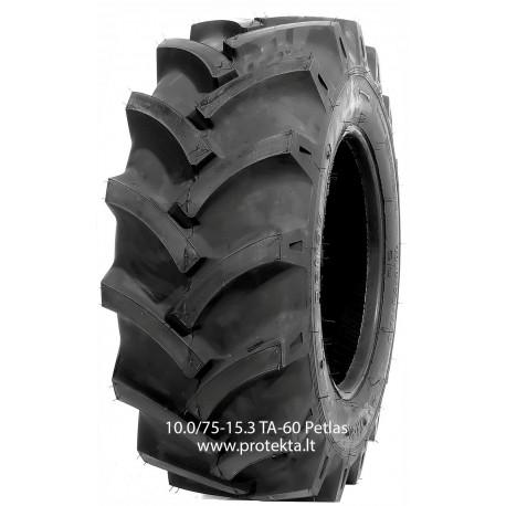 Tyre 10.0/75-15.3 TA60 Petlas 12PR 114A6 TT
