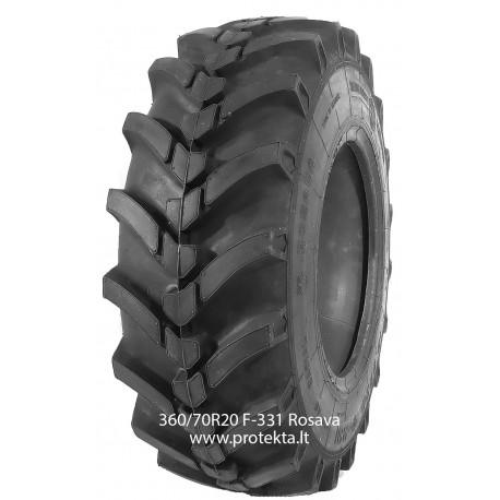 Tyre 360/70R20 F-331 Rosava 120A8 TT