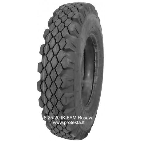 Tyre 8.25-20 IK6AM Rosava 10PR 125/122J TT
