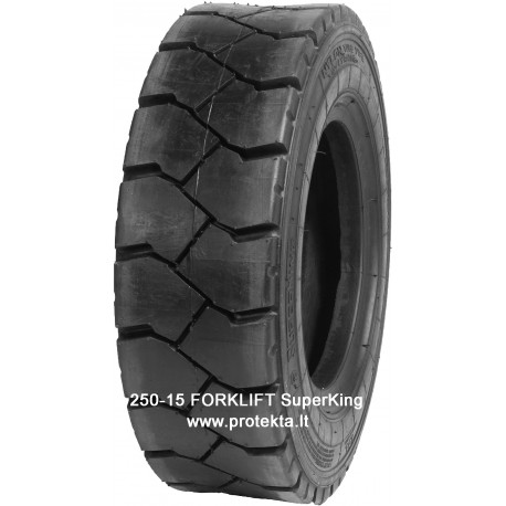 Tyre 250-15 18PR  FORKLIFT Superking
