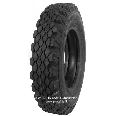 Tyre 8.25-20 IK6AMO Omskshina 10PR 125/122E TTF