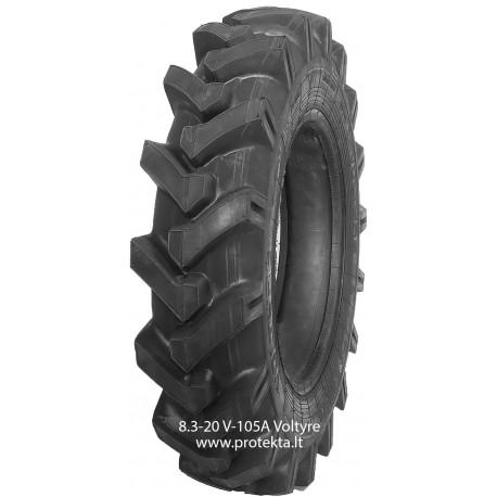 Tyre 8.3-20 V105A Voltyre 8PR 102A6 TT