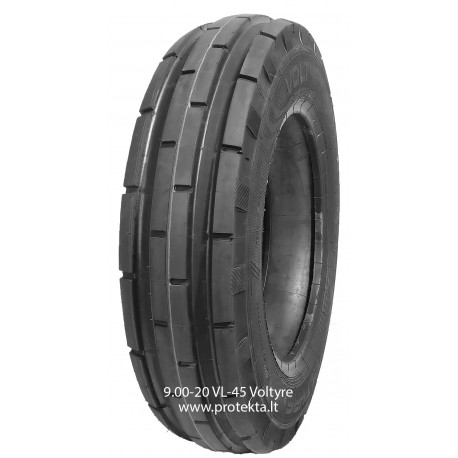Tyre 9.00-20 (9.00R20) VL-45 Voltyre 6PR 111A8 TT