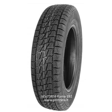 Tyre 185/75R16 Kama232 95T TL