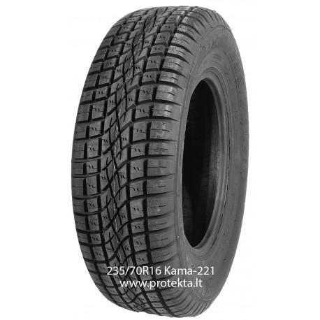 Tyre 235/70R16 Kama221 109S TL
