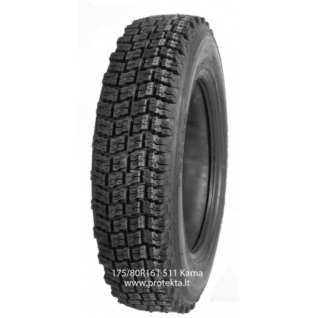 Tyre 175/80R16 I511 Kama 88Q TT