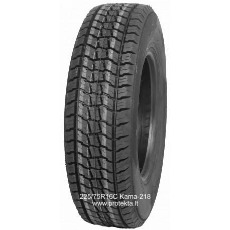 Tyre 225/75R16C Kama-218 121/120N TL