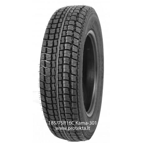 Tyre 185/75R16C Kama-301 104/102N TL M+S