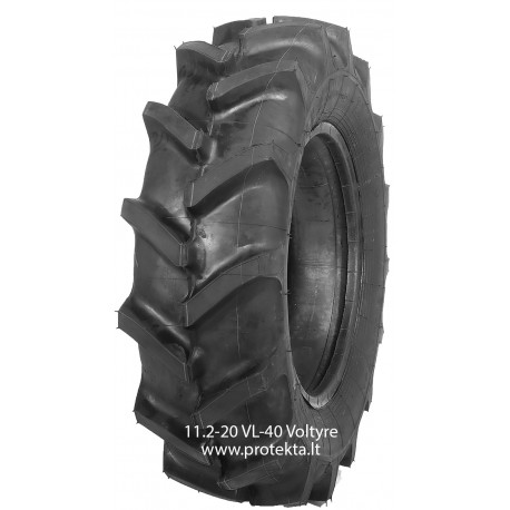 Tyre 11.2-20 (280/85R20) VL40 Voltyre 8PR 120A8 TT