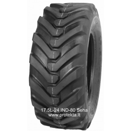 Tyre 17.5L-24 (460/70-24) IND80 Seha 14PR 154A8 TL
