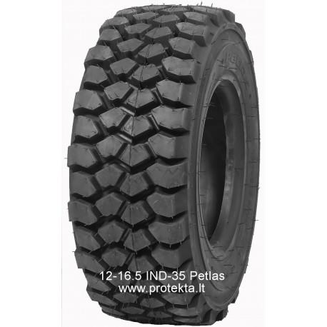 Tyre 12-16.5 IND35 Petlas 14PR 147A3 TL