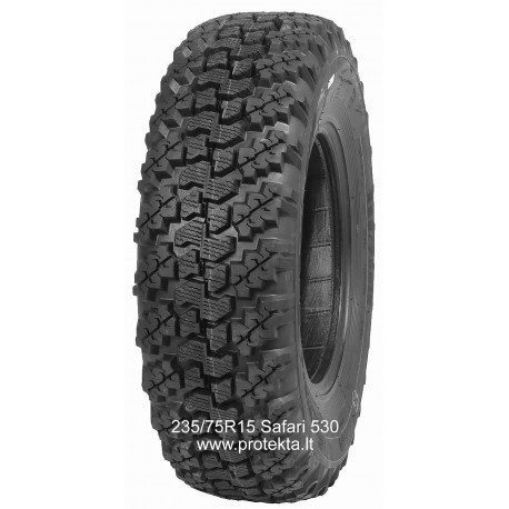Tyre 235/75R15 Forward Safari530 Forward 105P TL