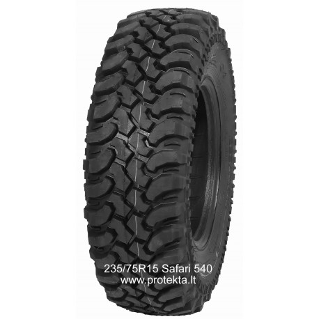 Tyre 235/75R15 Forward Safari540 Forward 105P TL