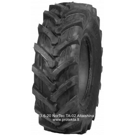 Tyre 13.6-20 TA02 Nortec 8PR 120A8 TT