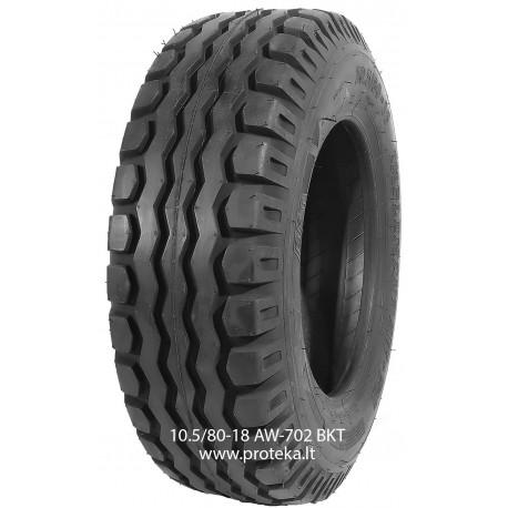 Tyre 10.5/80-18 AW-702 BKT 14PR 144A6/138A8 TL