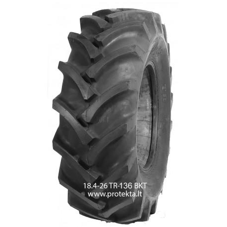 Tyre 18.4-26 (480/80R26) TR136 BKT 12PR 146A6 TL