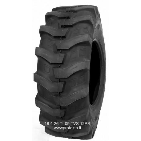 Tyre 18.4-26 (480/80R26) TI09 TVS 12PR 156A8/157A6 TL