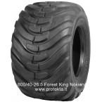 Padanga 800/40-26.5 Forest King F2 Nokian 170A8/177A2 TL