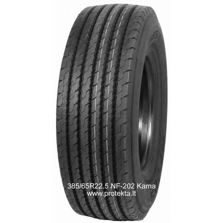 Tyre 385/65R22.5 NF202 Kama 160K/158L TL M+S