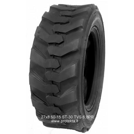 Tyre 27x8.50-15 ST30 TVS 8PR 105A5/116A2 TL