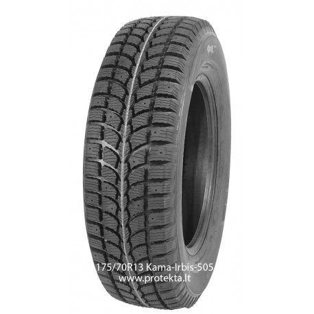 Tyre 175/70R13 Kama-505 Kama 82T TL