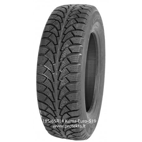 Tyre 185/65R14 Kama Euro-519 Kama 86T TL (wt) M+S
