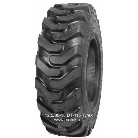 Tyre 12.5/80-18 DT-115 Tyrex Heavy Voltyre 12PR 135/125A8 TL