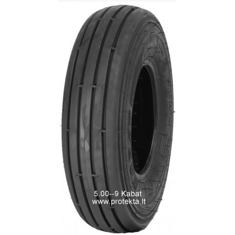Tyre  5.00-9 AM-5 Kabat 68A6 4PR TT