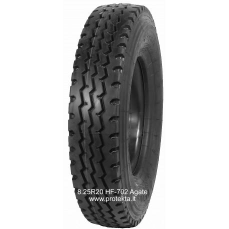 Tyre 8.25R20 HF-702 AGATE 16PR 139/137L  TL
