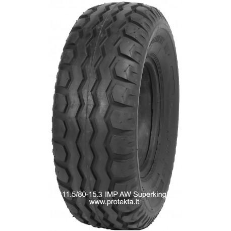 Tyre 11.5/80-15.3 IMP Superking 14PR 139A8 TL