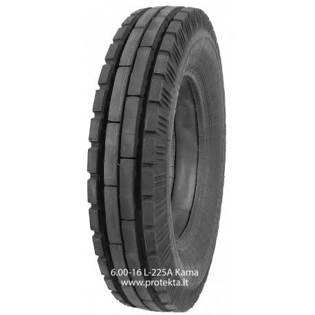 Tyre  6.00-16 L-225-1 Kama 16PR 88A6 TT