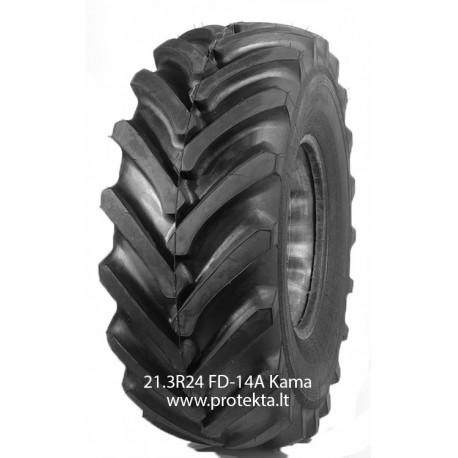 Padanga 21.3R24 (530R610) FD14A Kama 12PR 155A6 (be kam.)