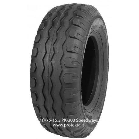Tyre 10.0/75-15.3 PK-303 Speedways 14PR 130A8 TL