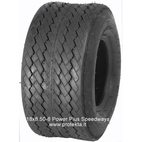 Padanga 18x8.5-8 Powerplus HD Speedways 8PR 89A3 TL