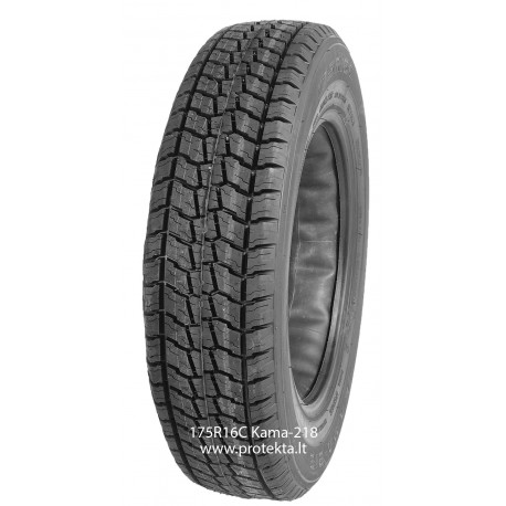 Tyre 175R16C Kama-218 Kama 98/96M TT