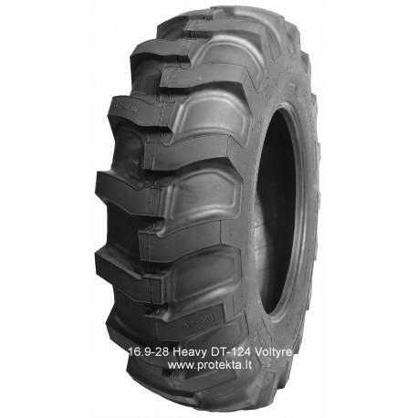 Tyre 16.9-28 Heavy DT-124 Voltyre 12PR 151A8 TT (ind.egl.)