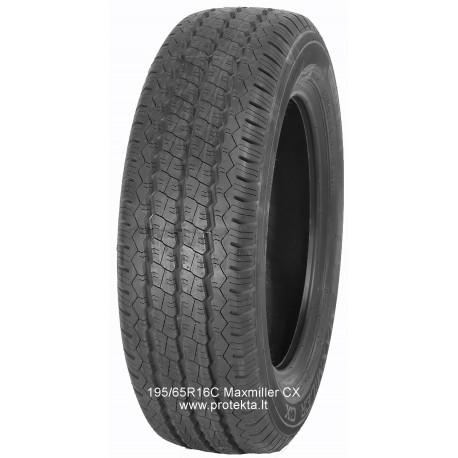 Tyre 195/65R16C Maxmiler CX GT Radial 104/102T TL