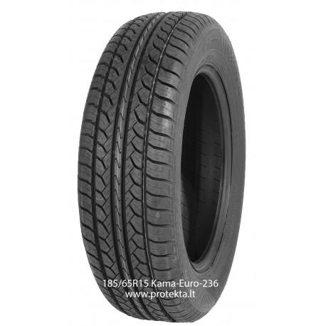 Tyre 185/65R15 Kama Euro-236 Kama 88H TL