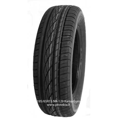 Tyre 195/65R15 Kama Euro-129 Kama 91H TL