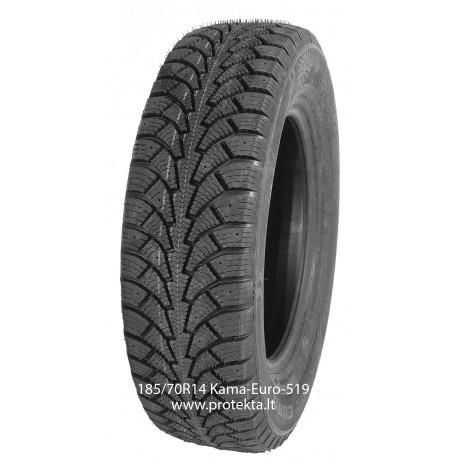 Tyre 185/70R14 Kama Euro-519 Kama 88T TL (wt) M+S