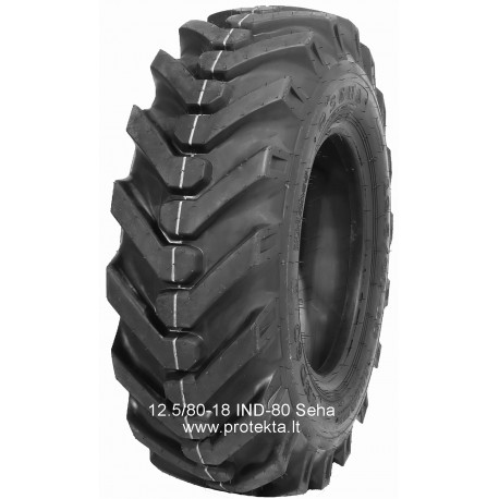 Tyre 12.5/80-18 IND-80 Seha 14PR 146A8 TL