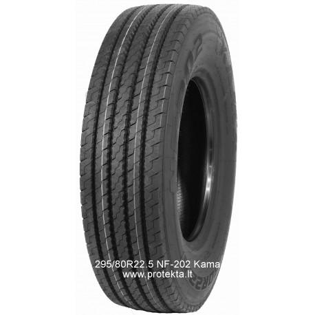 Tyre 295/80R22.5 NF-202 Kama CMK 152/148M TL