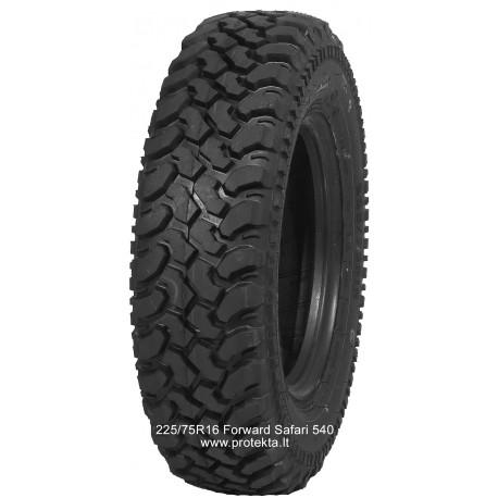 Tyre 225/75R16 NorTec MT540 Nortec 104Q TL