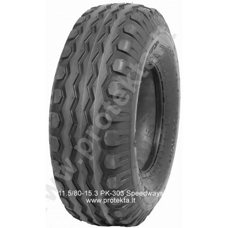 Tyre 11.5/80-15.3 PK-303 Speedways 14PR 139A8 TL