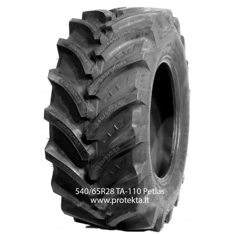 Padanga 540/65R28 Maxi Traction 65 Firestone 142D/139E TL