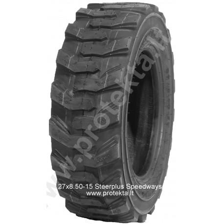 Tyre 27x8.50-15 Steerplus Speedways 8PR TL