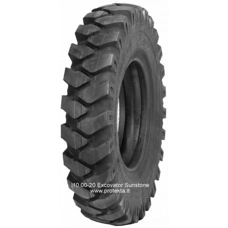 Tyre 10.00-20 Excavator 16PR 146A5 Sunstone TL