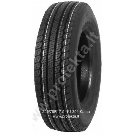 Tyre 225/75R17.5 NU301 KAMA CMK 129/127M TL M+S