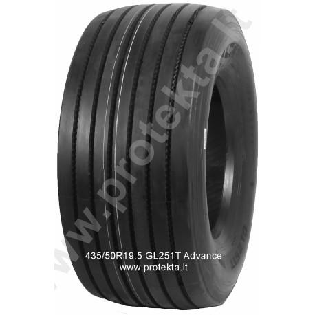 Padanga 435/50R19.5 GL-251T Advance 20PR 160J TL M+S
